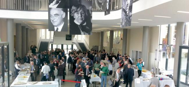 DeliGate Catering betreut Ihren Kongress im Henry Ford Bau der Freien Universität Berlin